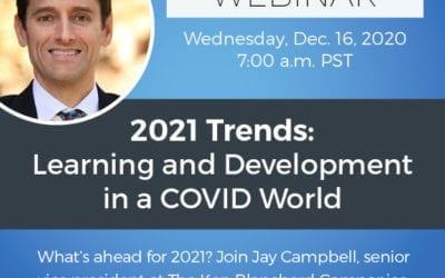 2021 L&D Trends Survey Report