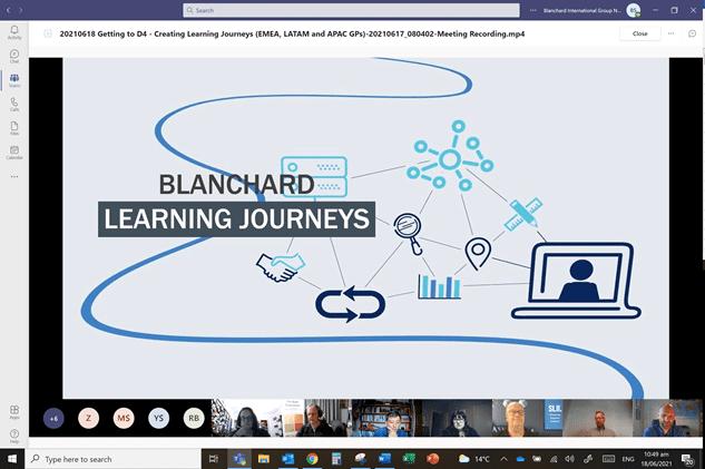 Understanding Learning Journeys