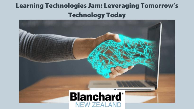 Learning Technology Jam – 14th October 2021